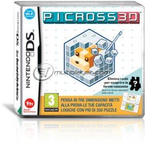 Picross 3D per Nintendo DS
