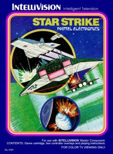 Star Strike per Intellivision