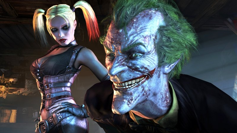 Batman: Arkham City, confermato il DLC Harley Quinn's Revenge