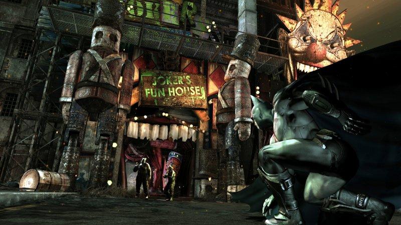 40 ore di gioco per Batman: Arkham City?