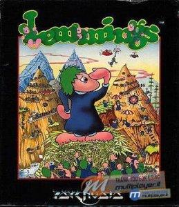 Lemmings per PC MS-DOS