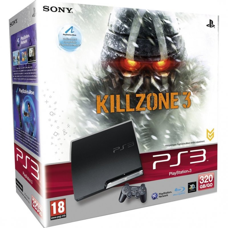 PS3: un bundle con Killzone 3 in arrivo