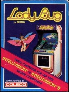 Lady Bug per Intellivision