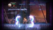 Moon Diver - Battle Boss gameplay