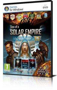 Sins of a Solar Empire: Trinity  per PC Windows
