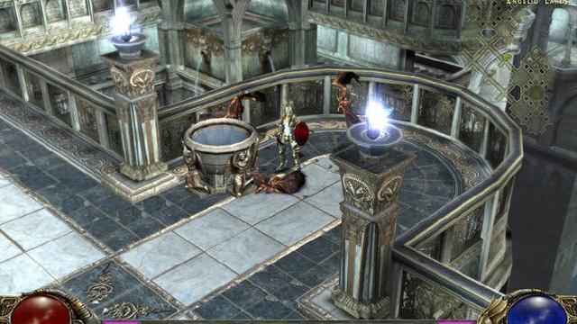 Immagini per Diablo III risalenti al 2005
