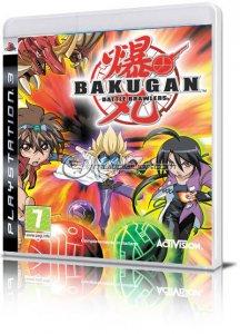 Bakugan: Battle Brawlers per PlayStation 3