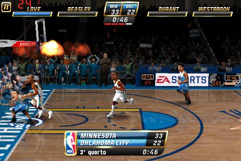 NBA Jam - iPhone - Multiplayer.it f49938cf7f39