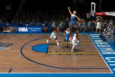 Un aggiornamento per le squadre di NBA Jam...
