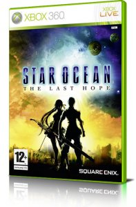 Star Ocean: The Last Hope per Xbox 360