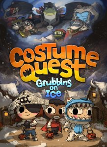 Costume Quest - Grubbins on Ice per Xbox 360