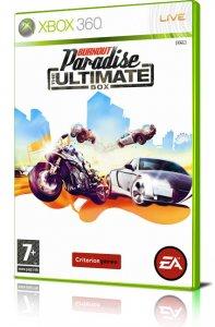Burnout Paradise: The Ultimate Box per Xbox 360
