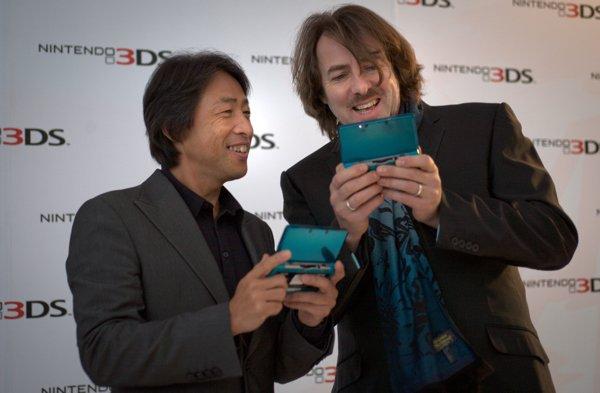 Classifiche giapponesi, è la settimana del 3DS