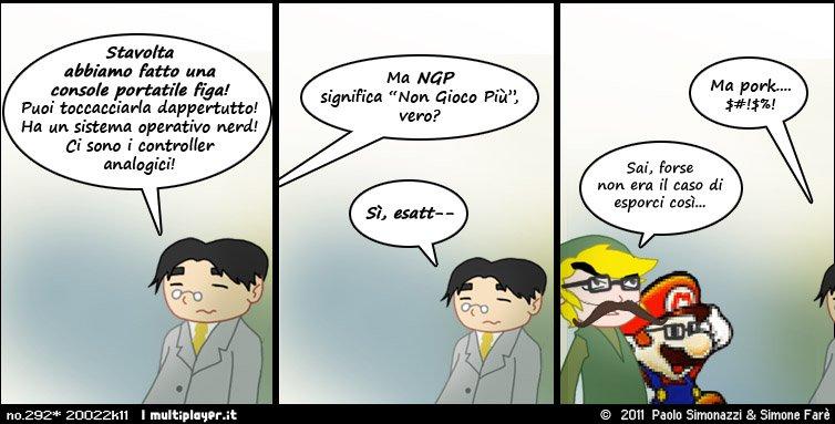 FTR e NGP
