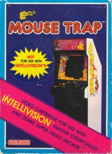 Mouse Trap per Intellivision