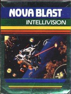 Nova Blast per Intellivision
