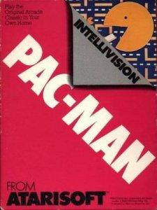 Pac-Man per Intellivision