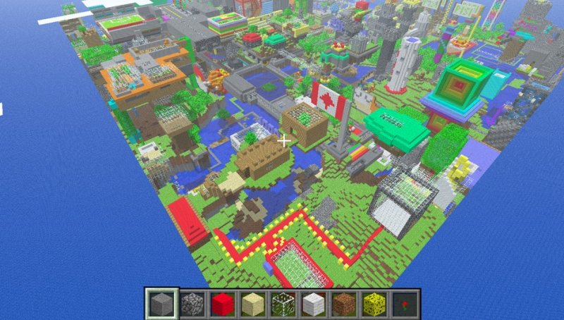 Minecraft Pocket Edition disponibile sull'Android Store