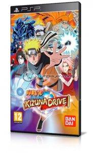 Naruto Shippuden: Kizuna Drive per PlayStation Portable