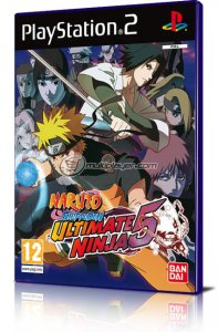 Naruto Shippuden: Ultimate Ninja 5 per PlayStation 2