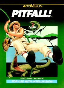 Pitfall! per Intellivision
