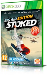Stoked: Big Air Edition per Xbox 360