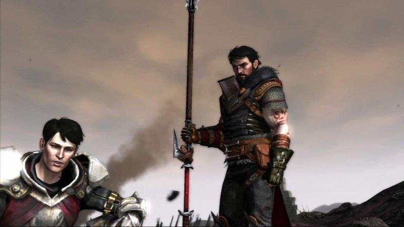 Dragon Age II è più tattico del primo