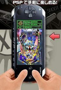 Pinball per PlayStation Portable
