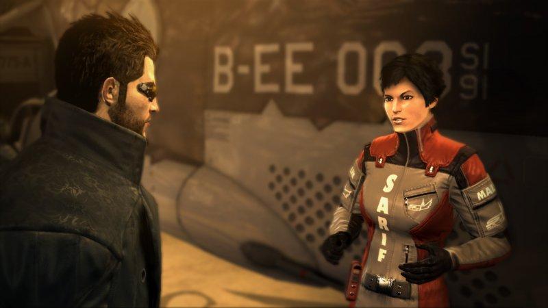 Immagini inedite da Deus Ex: Human Revolution