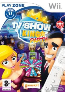 TV Show King Party per Nintendo Wii