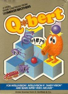 Q*bert per Intellivision