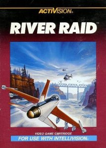 River Raid per Intellivision