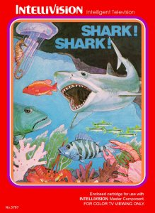 Shark! Shark! per Intellivision