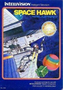 Space Hawk per Intellivision