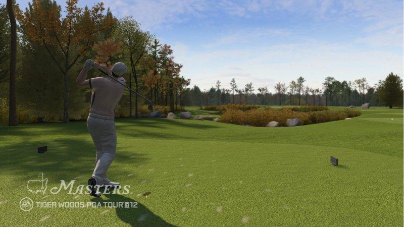 Demo di Tiger Woods PGA Tour 12 l'8 marzo