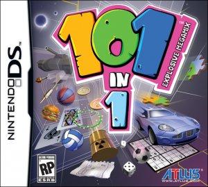 101 in 1 Explosive Megamix per Nintendo DS