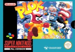 Plok per Super Nintendo Entertainment System