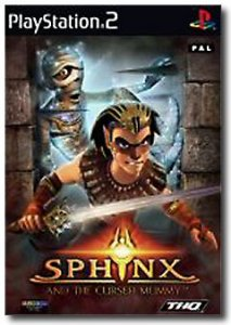 Sphinx and the Cursed Mummy per PlayStation 2