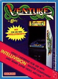 Venture per Intellivision