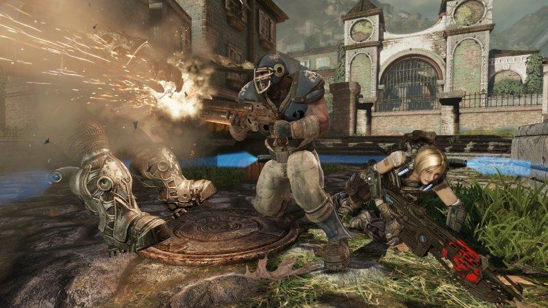 Nessuna restrizione per Gears of War 3 in Germania