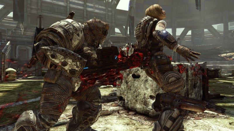 La beta di Gears of War 3 disponibile per tutti gli abbonati Gold