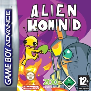 Alien Hominid per Game Boy Advance