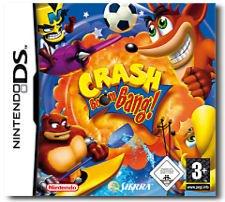 Crash Boom Bang! per Nintendo DS