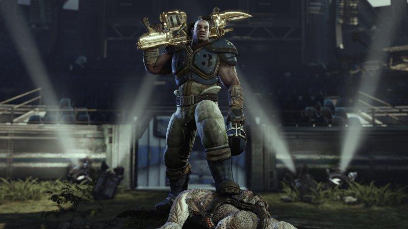 1 milione di giocatori per la beta multiplayer di Gears of War 3