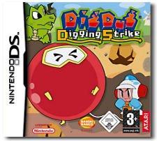 Dig Dug: Digging Strike per Nintendo DS