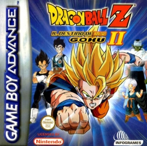 Dragonball Z: The Legacy of Goku 2 per Game Boy Advance