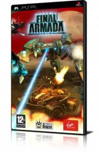 Final Armada per PlayStation Portable