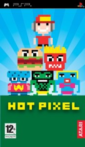 Hot Pixel per PlayStation Portable