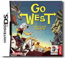Lucky Luke: Go West per Nintendo DS