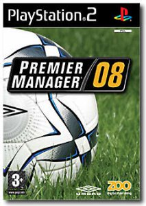 Premier Manager 08 per PlayStation 2